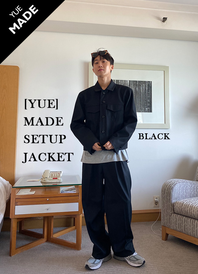 [YUE] Berlin crop trucker jk